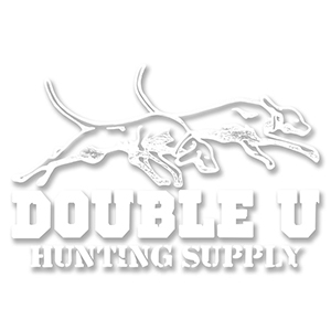 Black Double U Hound Hunting Hat with Camo