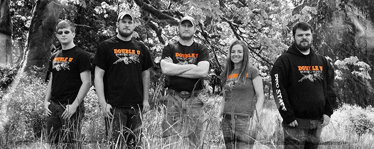 Double U Hunting Supply Staff Evan Matt Buddy Karen Bill