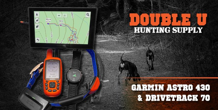 Garmin Astro Dog Tracking